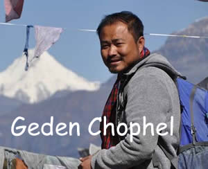 Geden Chophel Guide