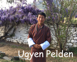 Guide Ugyen Pelden